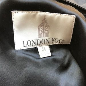 London Fog Jackets & Coats - London Fog Trench Coat